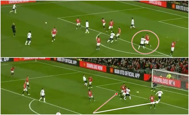Ai mắc lỗi lớn nhất trong bàn thua của United? - Bóng Đá