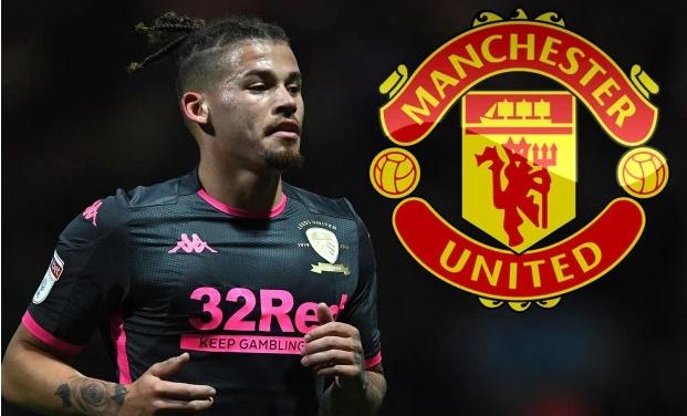 Man Utd line up shock transfer for Kalvin Phillips from bitter rivals Leeds as Solskjaer sends scouts to watch star - Bóng Đá