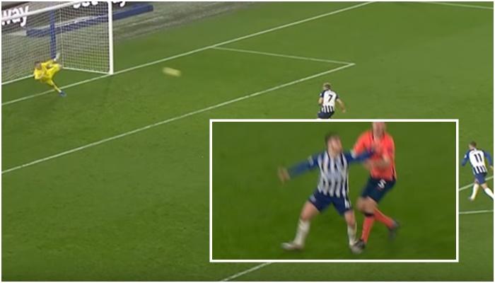 SỐC! Đánh lừa cả VAR, nhược tiểu hạ gục Everton ở trận cầu siêu kịch tính - Bóng Đá