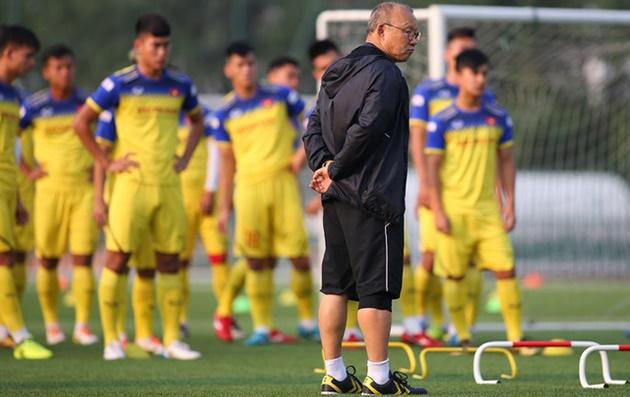 Bóng đá Việt Nam, thầy Park và tương lai của