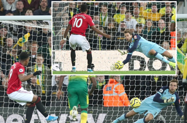 Bạn đã biết Man Utd thắng Norwich bằng cách nào? - Bóng Đá