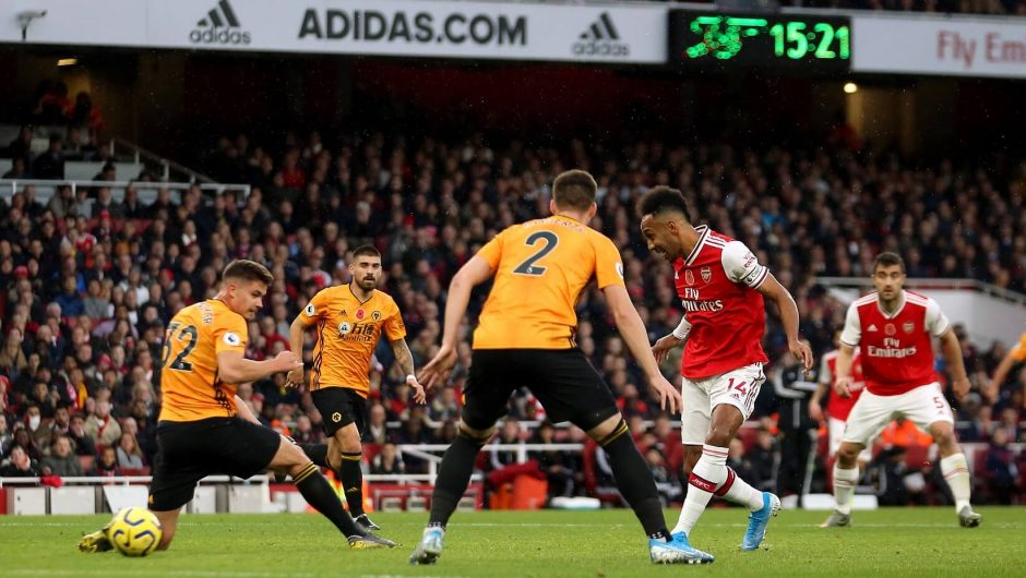 "Arsenal captaincy: Emery says Aubameyang can ""take responsibility"" for the Gunners - Bóng Đá"