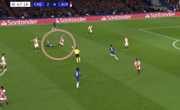 Tadic chỉ ra khoảnh khắc dẫn đến tai họa Ajax phải chịu trước Chelsea - Bóng Đá