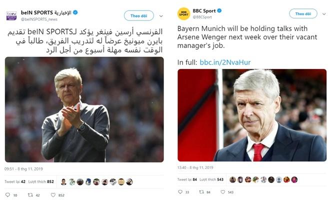 XONG! Wenger cần (1 tuần để ok or not) BAYERN - Bóng Đá