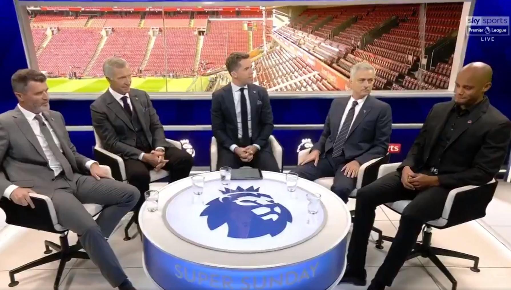 Mourinho nói lời cực gắt về pha bóng chạm tay của Arnold - Bóng Đá