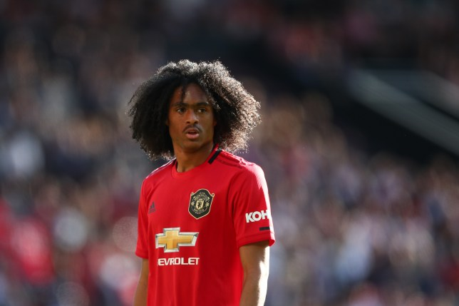 Manchester United confident of keeping Tahith Chong despite Juventus interest - Bóng Đá