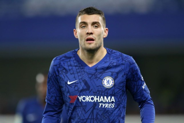 Mateo Kovacic promises to improve goalscoring record after being challenged by Frank Lampard - Bóng Đá