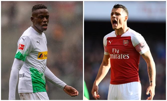 Arsenal hope to use Granit Xhaka transfer to sign rising star Denis Zakaria - Bóng Đá