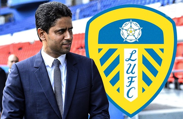 PSG owners clossing in on Leeds United  - Bóng Đá