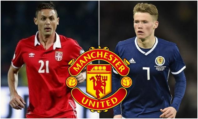 CHÍNH THỨC: Lộ diện 4 bảng play-off EURO 2020: Trung tuyến Man Utd