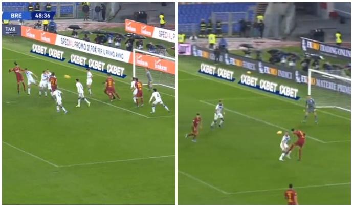 CHOÁNG! Giáo sư của Man Utd ghi bàn và kiến tạo cho Roma - Bóng Đá