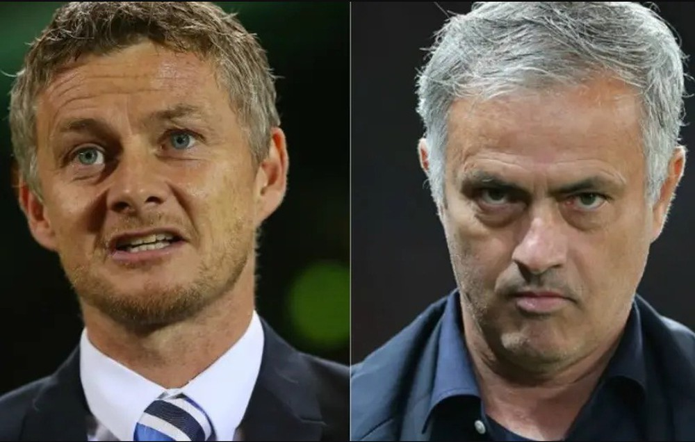 Mourinho đứng trước
