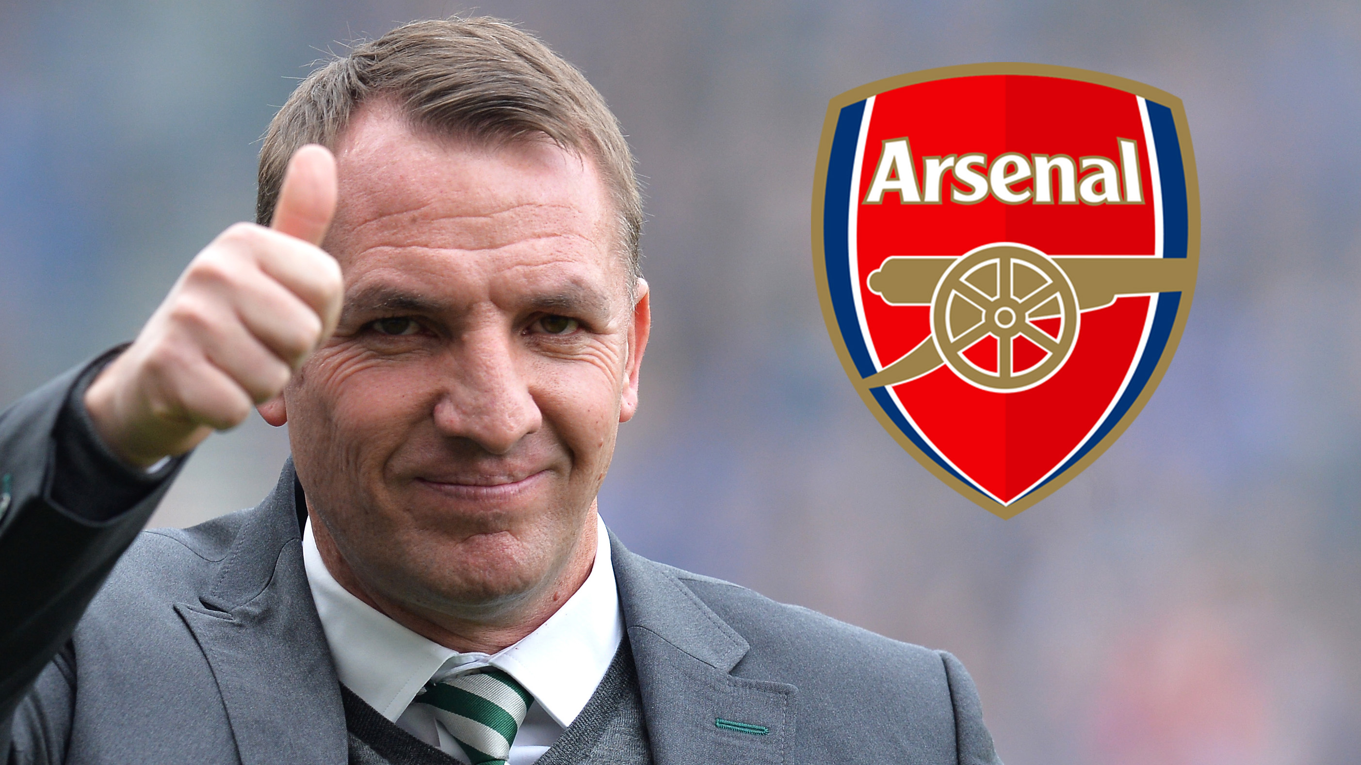 Brendan Rodgers shuts down any Arsenal link  - Bóng Đá