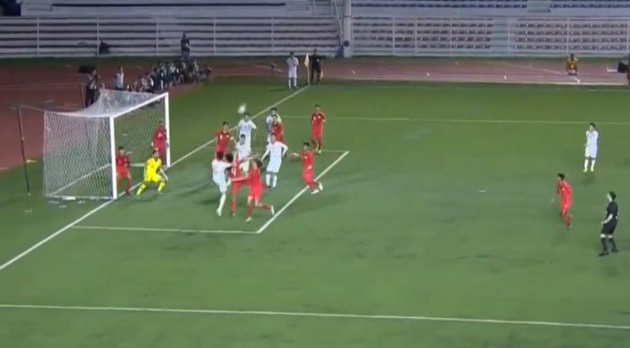 'Đó là 1 bàn thắng rất đúng bài của U22 Việt Nam' - Bóng Đá