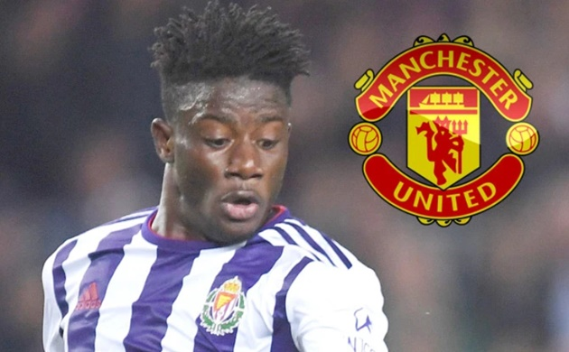 Man Utd considering move for Real Valladolid defender Mohammed Salisu, 20, who has £10m transfer release clause - Bóng Đá
