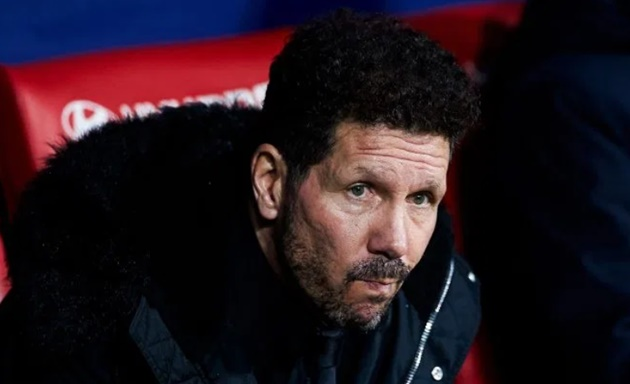 Diego Simeone set for Atletico Madrid 'divorce' amid unrest in boardroom following poor start to season - Bóng Đá