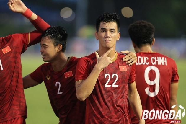 Kỷ lục của U22 Việt Nam sau vòng bảng SEA Games 30 - Bóng Đá