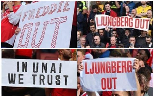 SỐC! Lật mặt như NHM Arsenal, đến sân Emirates đuổi Ljungberg và gọi Emery trở lại - Bóng Đá