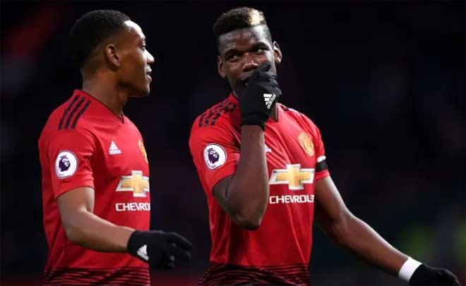Ole Gunnar Solskjaer provides Paul Pogba injury update ahead of Manchester derby - Bóng Đá