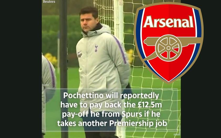 Tottenham không phải kẻ ngốc, còn lâu Arsenal mới có được Pochettino - Bóng Đá