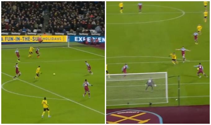 Khó tin! Declan Rice ngăn đồng đội can thiệp Arsenal ghi bàn? - Bóng Đá