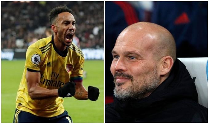Aubameyang reveals what Freddie Ljungberg told Arsenal dressing room at half-time in West Ham fightback - Bóng Đá