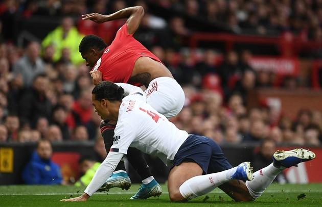 Marcus Rashford có gì khác so với thời điểm ra mắt Man Utd? - Bóng Đá