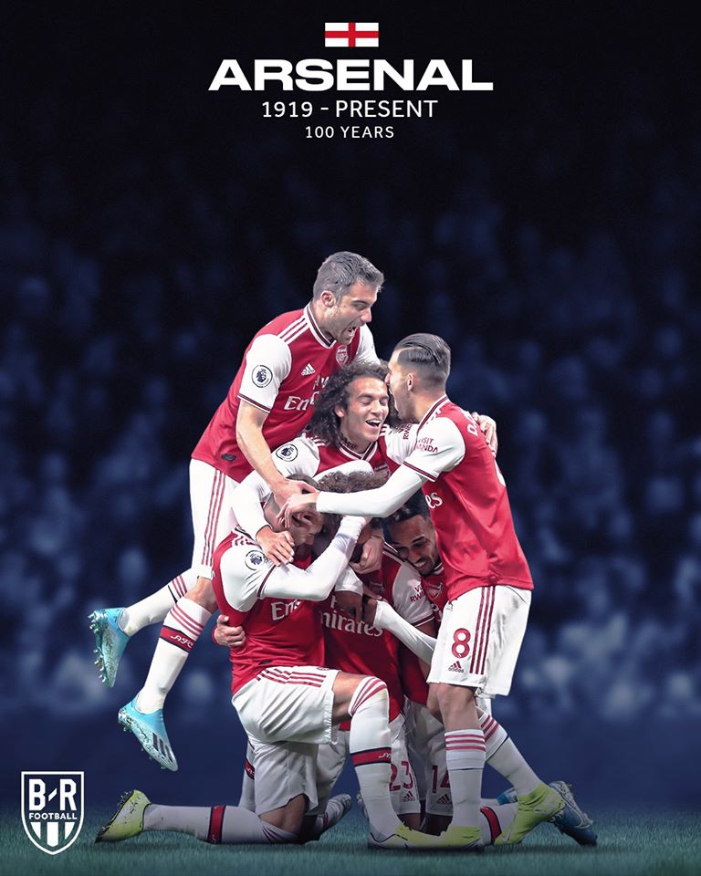Những đội bóng trụ lại giải VĐQG lâu nhất: Arsenal chưa phải số 1! - Bóng Đá
