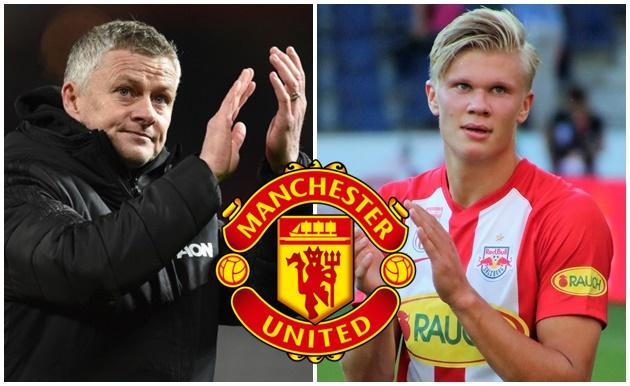 Ole Gunnar Solskjaer confirms Man Utd target Erling Haaland has made transfer decision - Bóng Đá