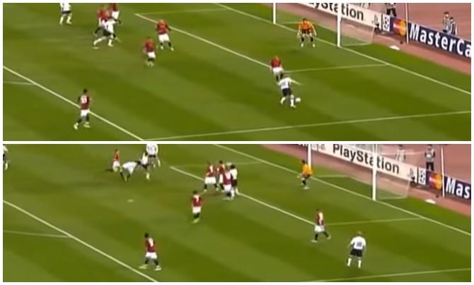 Neville: Ronaldo's goal against Roma the best I've ever seen - Bóng Đá