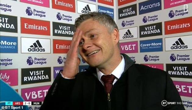 Bạn đã hiểu vì sao Solskjaer không bị Man Utd sa thải? - Bóng Đá