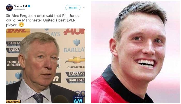 'Jones có thể là cầu thủ xuất sắc nhất mọi thời đại của Man Utd' - Bóng Đá