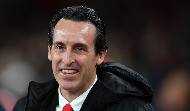 """Emery: """"Everton was interested in me and I thought about it. I - Bóng Đá"""