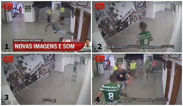 Manchester United fans love video of Bruno Fernandes kicking off after red card v Boavista - Bóng Đá