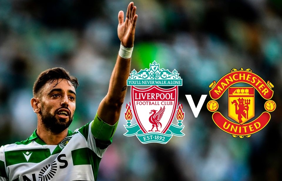 Bruno Fernandes to Manchester United: Transfer latest with deal 'almost certain' and midfielder to watch Liverpool clash at Anfield - Bóng Đá
