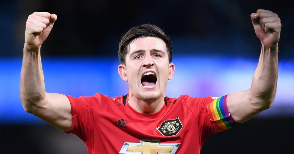 Harry Maguire named Man Utd captain as Ole Gunnar Solskjaer snubs David de Gea - Bóng Đá