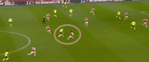 Nhìn kìa Arteta! Arsenal cũng giống như... U23 Thái Lan - Bóng Đá