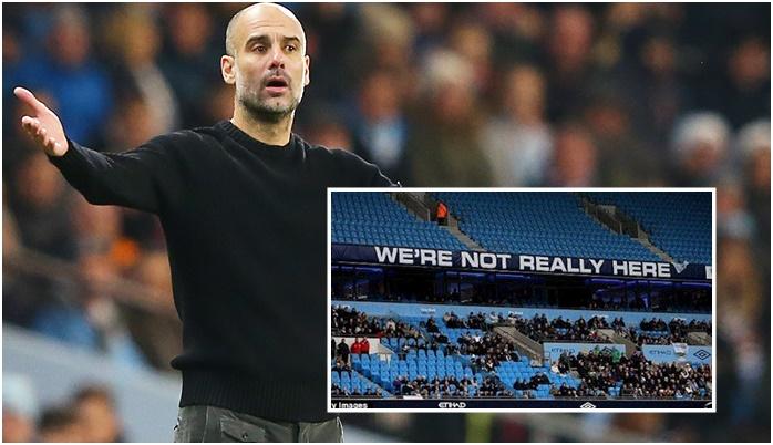 Vì sao NHM Man City khiến Guardiola phát điên? - Bóng Đá