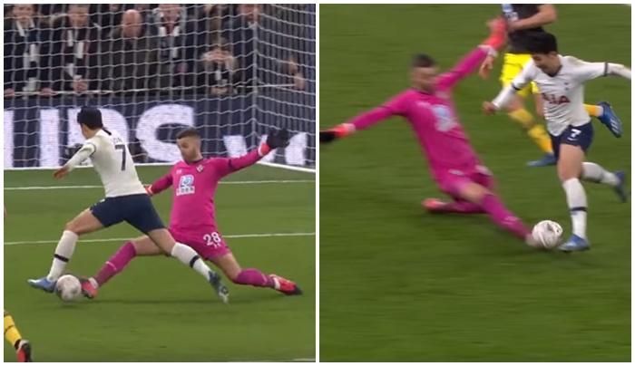 Tottenham và Mourinho vào vòng 5 FA Cup nhờ 'pha ăn vạ' kinh điển? - Bóng Đá