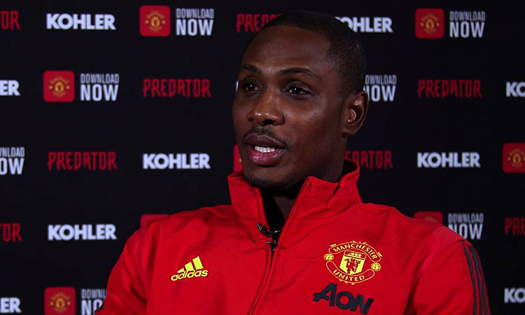 Ighalo blocked from Man Utd's Spain training camp over fears he'd be barred from re-entering UK amid coronavirus threat - Bóng Đá