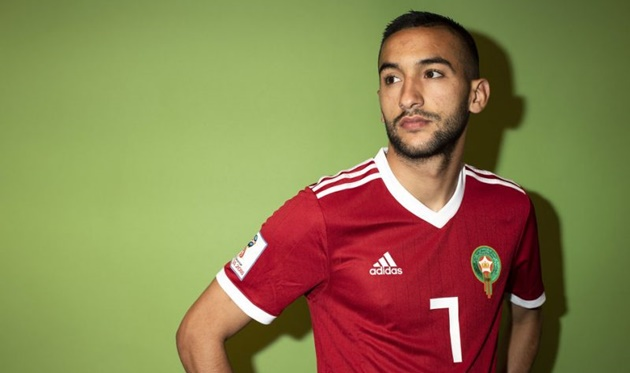 BREAKING: Hakim Ziyech will be a Chelsea player in the next 48 hours. - Bóng Đá
