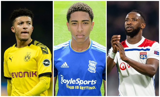 Chelsea out to add Sancho, Bellingham and Dembele to Ziyech in summer transfer spree as Lampard eyes title bid - Bóng Đá