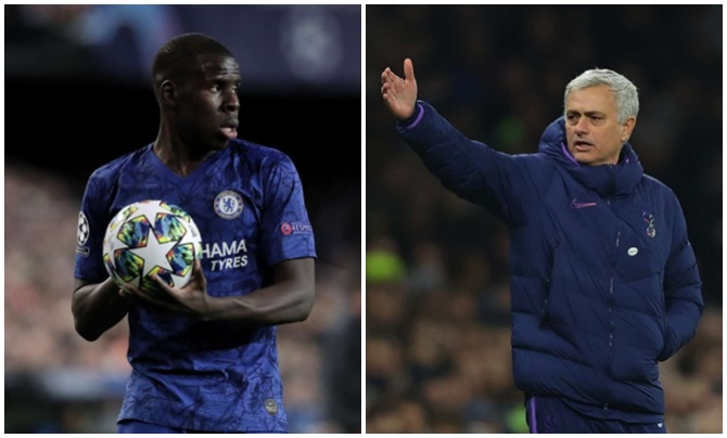 Zouma: Mourinho told me I was rubbish at Chelsea - Bóng Đá