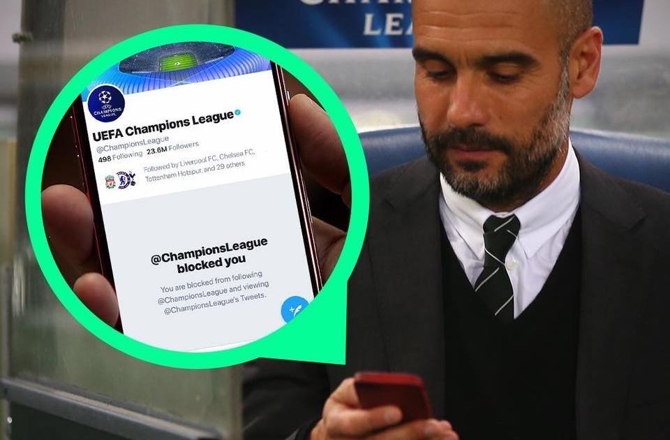 CHÍNH THỨC: UEFA 'giáng tội', Man City gặp đại họa ở Champions League - Bóng Đá
