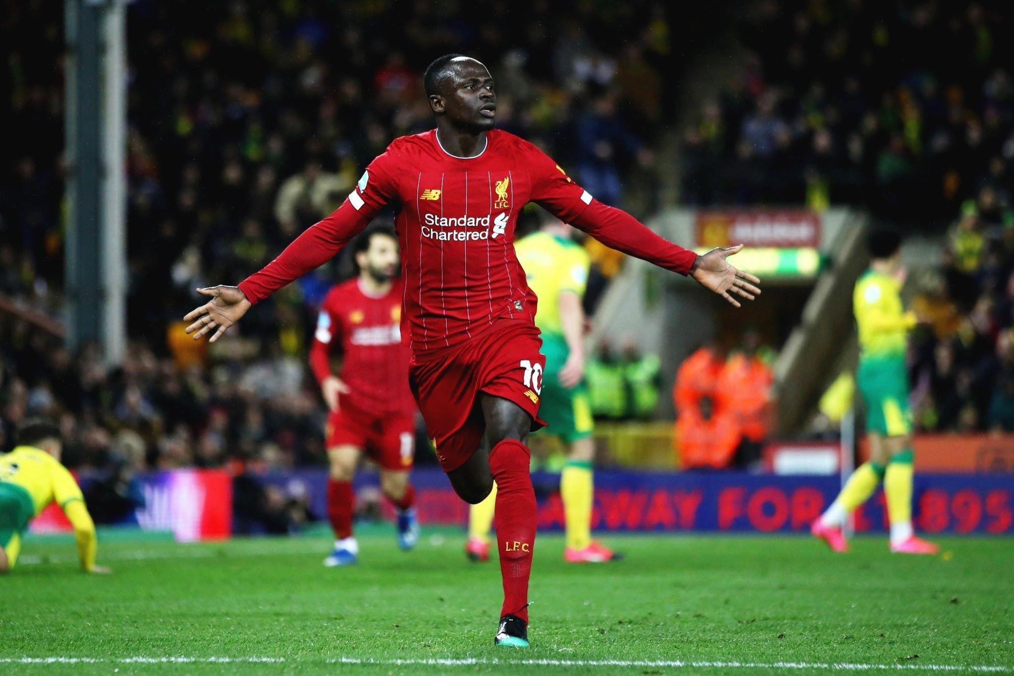 Đả bại Norwich, Liverpool lập kỷ lục chưa từng có ở Premier League - Bóng Đá