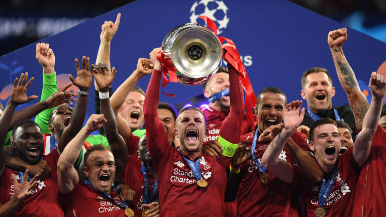 CHÍNH THỨC: Xác định đại diện đầu tiên dự Champions League 2019/20 - Bóng Đá