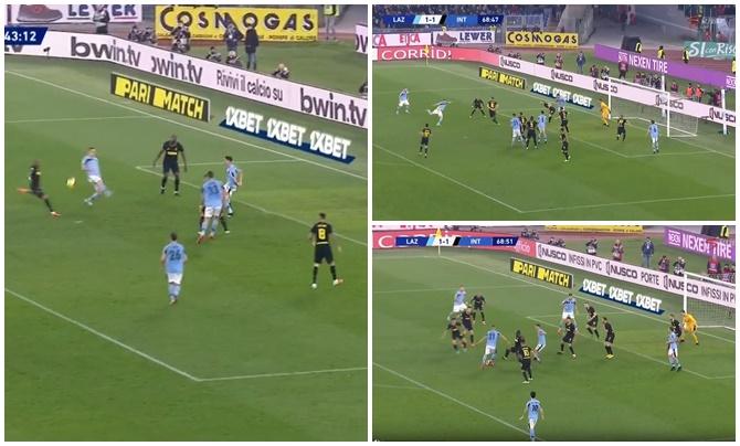 Man Utd sẽ tiếc nuối hai người ở trận Lazio 2-1 Inter? - Bóng Đá