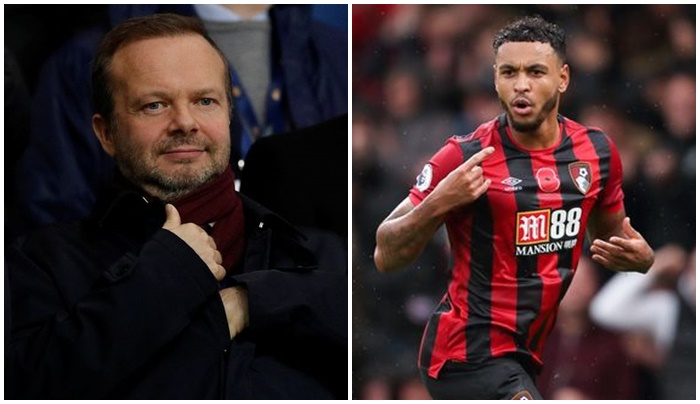 Man Utd chief Ed Woodward's '15-minute demand' of Bournemouth over Josh King transfer - Bóng Đá