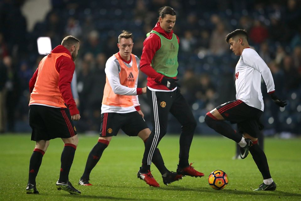 Marcos Rojo on a bust up with Ibrahimovic - Bóng Đá
