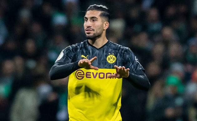 CHÍNH THỨC: Dortmund ký hợp đồng 25 triệu sau '19 ngày thử việc' - Bóng Đá